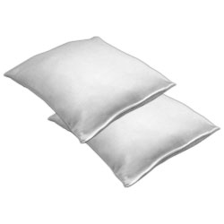 Set of 2 Remedy Memory Foam Comfort Touch Pillow