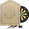 TG? King's Head Value Dartboard Set - Light Wood