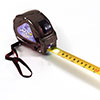 Stalo Contractor Tape Measure with LED - SAE and Metric