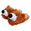 Kids Cuddlee Slippers - Teddy Bear - (Ages 6 -12)