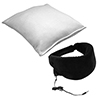 Remedy Memory Foam Pillow/Heat Sensitive Sleep Mask