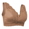 Shear Control Bra - Medium - Mocha