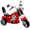 Ride on Toy, 3 Wheel Trike Chopper Motorcycle for Kids by Lil? Rider - Battery Powered Ride on Toys for Boys and Girls, 2 - 4 Year Old - Red