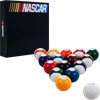 NASCAR Billiard Balls - Set of 16 Balls