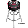 Ohio State Rushing Brutus Padded Bar Stool
