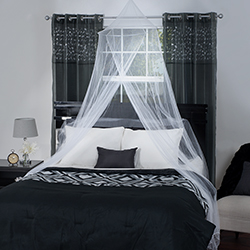 Jumbo Mosquito Net - 100% Polyester - As Seen on TV