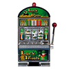 Luck of the Irish Slot Machine Bank - 15 Inches Tall