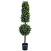 Julian 5 foot Hedyotis Topiary Artificial Tree