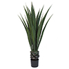 Pure Garden 52 Inch Giant Agave Floor Plant
