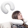 Remedy Plush Memory Foam Travel Pillow
