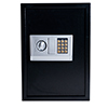 Stalwart Electronic Extra Large Safe Black