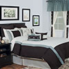 Lavish Home 24 Piece Room-In-A-Bag Bedroom Annette - Queen