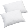 Set of 2 Everyday Home Dust Mite & Allergy Control Standard Pillows