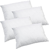 4-Set Everyday Home Dust Mite & Allergy Control Standard Size Pillow