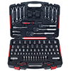 Mechanic?s Tool Kit by Stalwart - 135 Piece Hand Tool Set Includes ?  Screwdriver, Wrench, and Ratchet Set (Great for the Home, Garage, or Car)