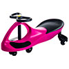Wiggle Car- Ride On Toy- No Batteries, Gears or Pedals- Twist, Swivel & Go- Outdoor Play for Boys and Girls 3 Years Old & Up by Lil? Rider (Hot Pink)