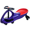 Wiggle Car- Ride On Toy- No Batteries, Gears or Pedals- Twist, Swivel & Go- Outdoor Play for Boys and Girls 3 Years Old & Up by Lil? Rider (Purple)