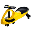Wiggle Car- Ride On Toy- No Batteries, Gears or Pedals- Twist, Swivel & Go- Outdoor Play for Boys and Girls 3 Years Old & Up by Lil? Rider (Yellow)