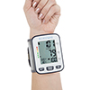 Blood Pressure Cuff ? Electronic Digital Wrist Heart Monitor with LCD Display Personal Health Tracker Device for Pulse and Hypertension by Bluestone