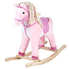 Happy Trails Pink Patty the Pony with Cotton Hair & Tail