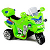Ride on Toy, 3 Wheel Motorcycle for Kids, Battery Powered Ride On Toy by Lil? Rider ? Ride on Toys for Boys and Girls, 2 - 5 Year Old - Green FX