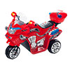Ride on Toy, 3 Wheel Motorcycle for Kids, Battery Powered Ride On Toy by Lil? Rider ? Ride on Toys for Boys and Girls, 2 - 5 Year Old - Red FX