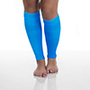 Remedy Calf Compression Running Sleeve Socks - Large/Blue