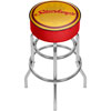 Stuckeys Watermark Padded Swivel Bar Stool