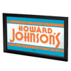 Howard Johnson Framed Logo Mirror
