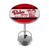 Bobs Big Burger Vintage Chrome Pub Table