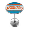 Howard Johnson Vintage Chrome Pub Table