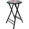 Coors Light 24 Inch Cushioned Folding Stool