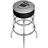 Premier League Swansea City Chrome Bar Stool with Swivel