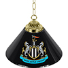 Premier League Newcastle United Single Shade Brass Bar Lamp
