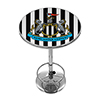 Premier League Newcastle United Chrome Pub Table