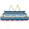 Premier League Newcastle United Handmade Stained Glass Lamp - 40 Inch