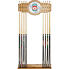 Premier League Liverpool Football Club Cue Rack with Mirror
