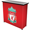 Premier League Liverpool Football Club Portable Bar with Case