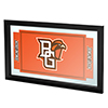 Bowling Green State University Framed Logo Mirror