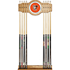 Bowling Green State University Cue Rack w/Mirror