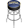NHL Chrome Bar Stool with Swivel - Buffalo Sabres�