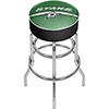 NHL Chrome Bar Stool with Swivel - Dallas Stars�