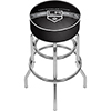 NHL Chrome Bar Stool with Swivel - Los Angeles Kings�