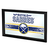 NHL Framed Logo Mirror - Buffalo Sabres�