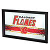NHL Framed Logo Mirror - Calgary Flames�