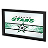 NHL Framed Logo Mirror - Dallas Stars�
