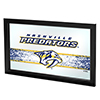 NHL Framed Logo Mirror - Nashville Predators�