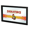 NHL Framed Logo Mirror - Ottawa Senators�