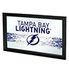 NHL Framed Logo Mirror - Tampa Bay Lightning�