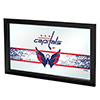 NHL Framed Logo Mirror - Washington Capitals�